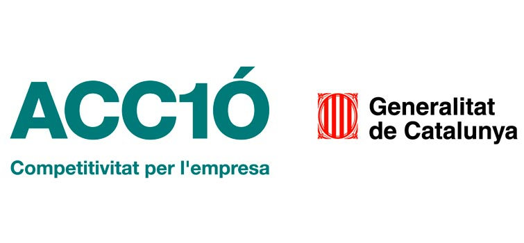 Collaboration with the Catalan Agency of Enterprise Competitiveness (ACCIÓ)